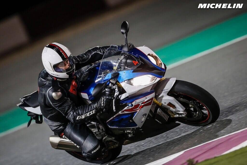 Qatar Michelin Power RS