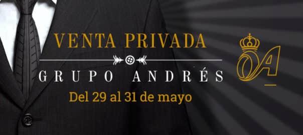 venta privada mayo