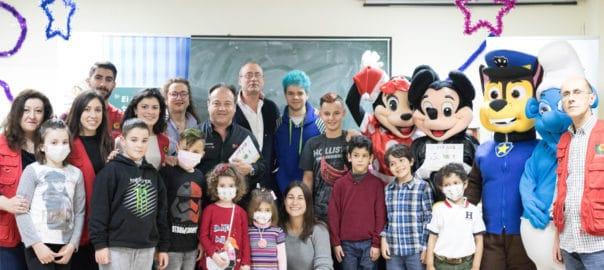 Pyfano Reyes Grupo Andres 2018