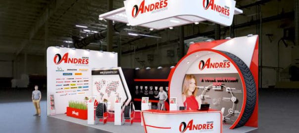 Stand-ANDRES-2018-Tire Cologne
