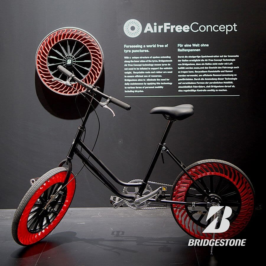Bridgestone Aire Free