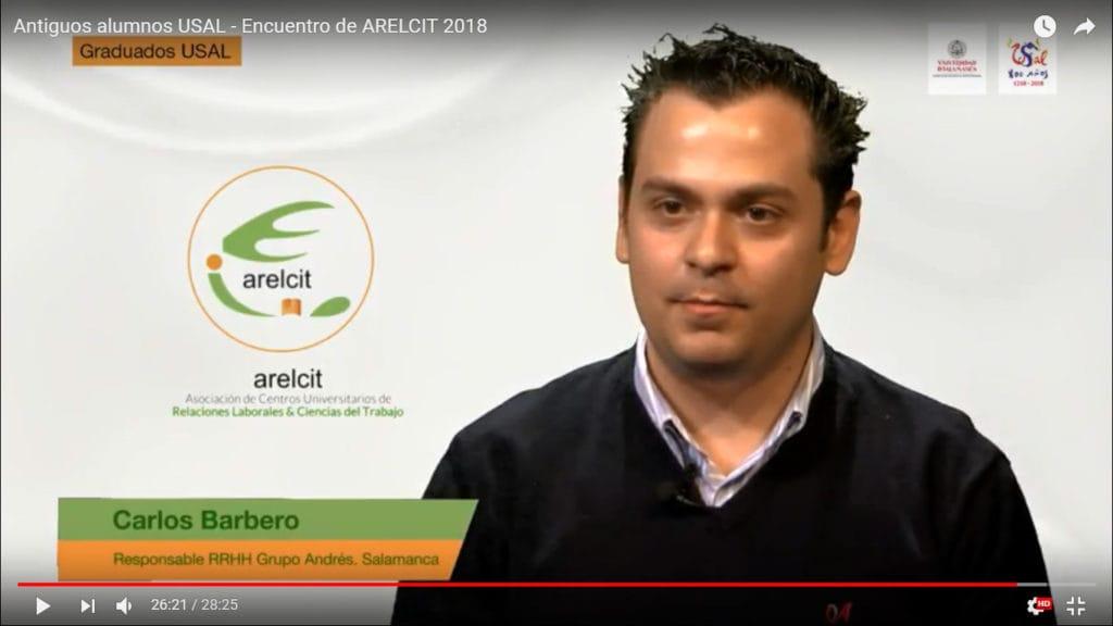 Recursos Humanos Grupo Andres Carlos Barbero