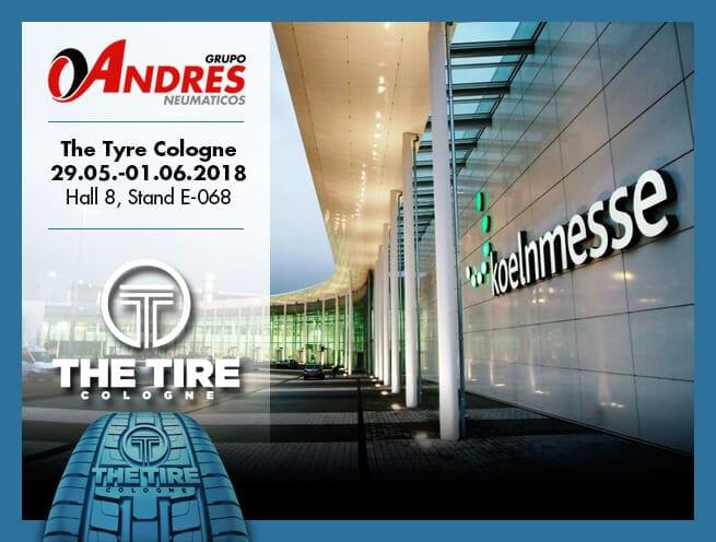 Neumaticos Andrés The Tire Cologne