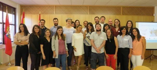 Grupo Andres Lanzadera Salamanca mejorar el tejido laboral