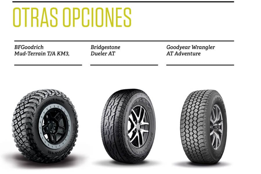 Pick-up-neumáticos Tire Pro