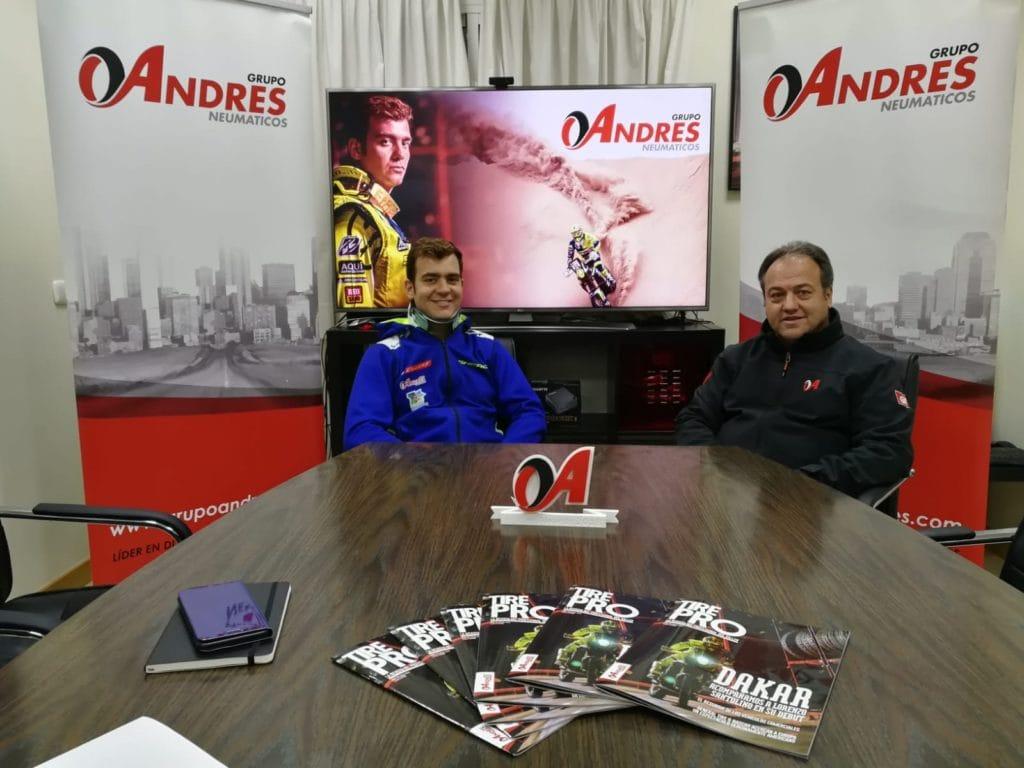 Santolino en Grupo Andrés (2)