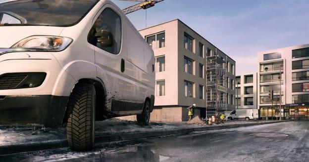 neumáticos de furgonetas