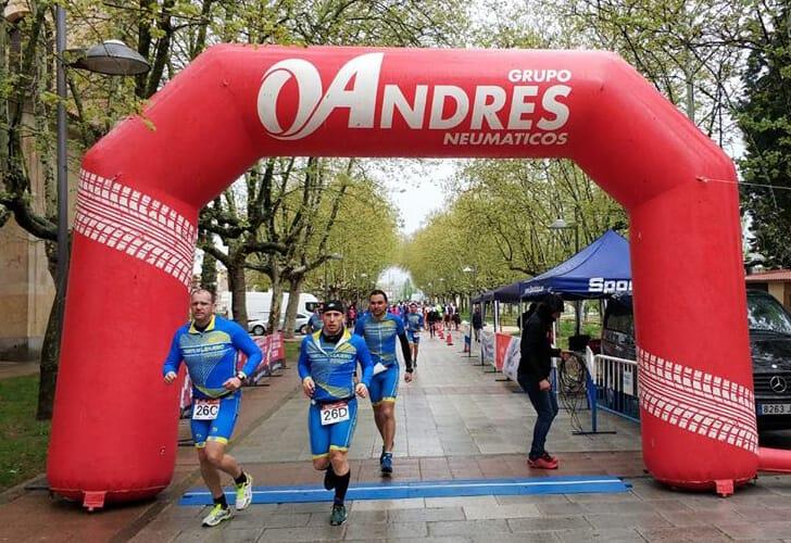 Duatlon Grupo Andrés 2018
