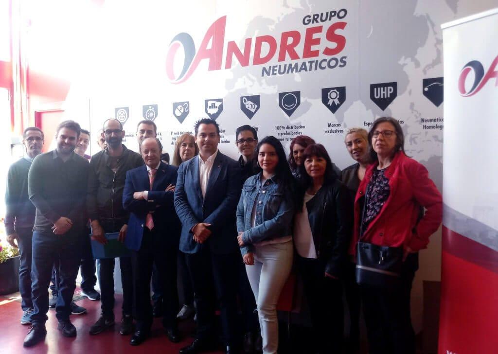 visita-lanzadera-a-Grupo-Andrés-2