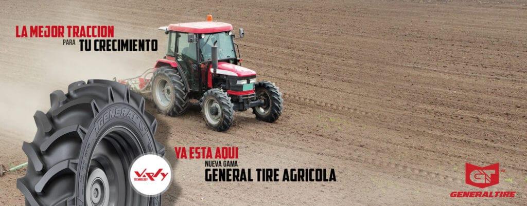 neumático agrícola general Tire VPly