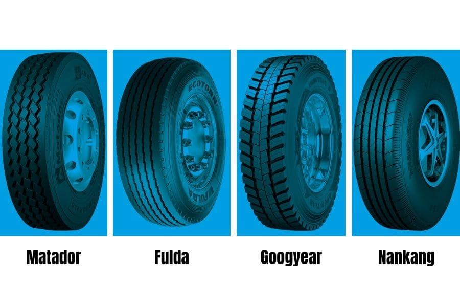 neumáticos para camión 0
