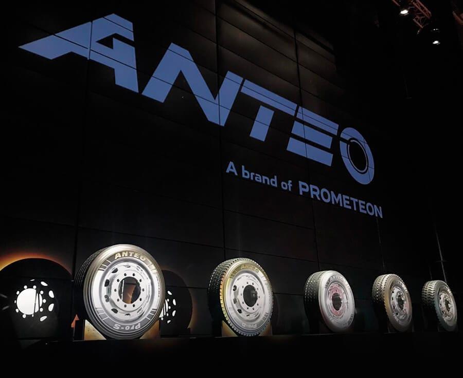 neumáticos para camión Anteo 2