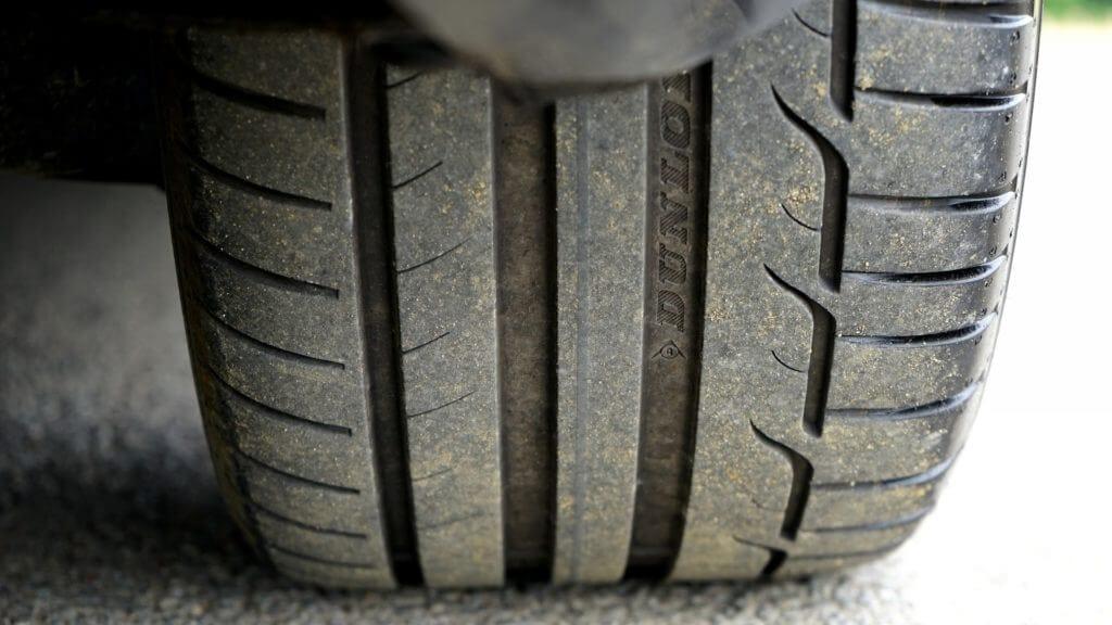 mantener un neumático