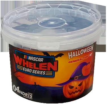 CHuches Halloween Grupo ANdrés