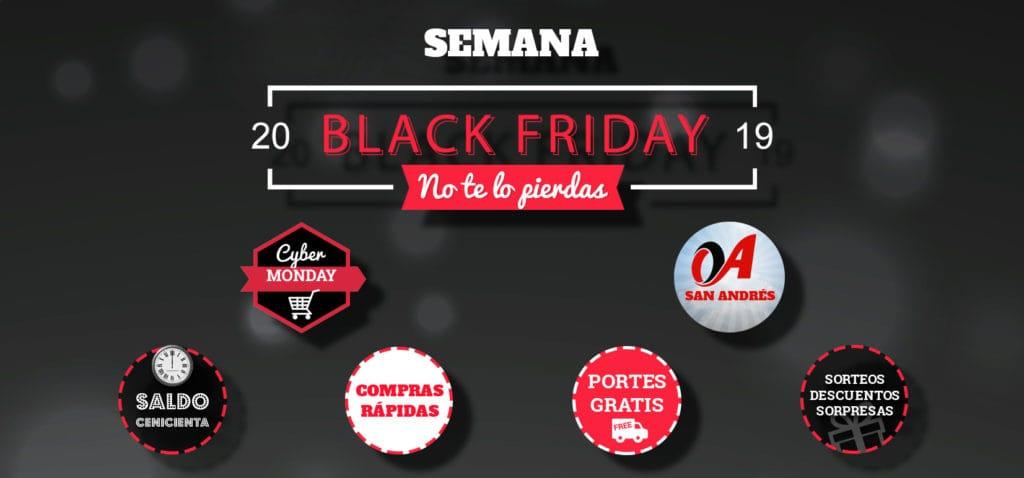 promociones Semana Grupo Andres Black Friday