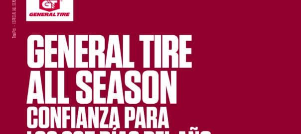 neumáticos aptos para todos los climas