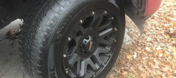 Snow Grabber Plus General Tire