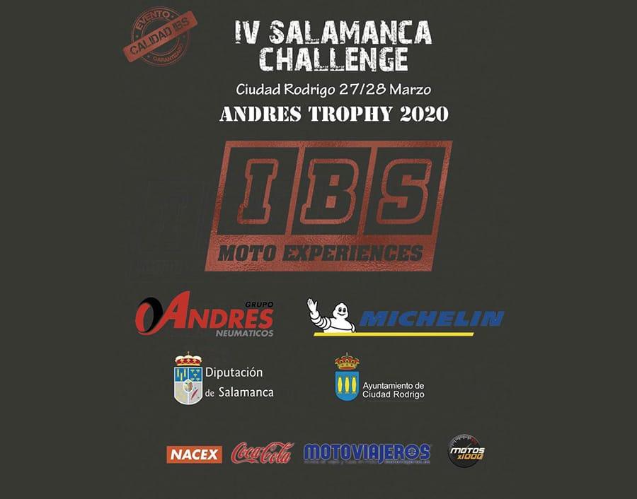IV Salamanca Challenge. Andrés Trophy 2020