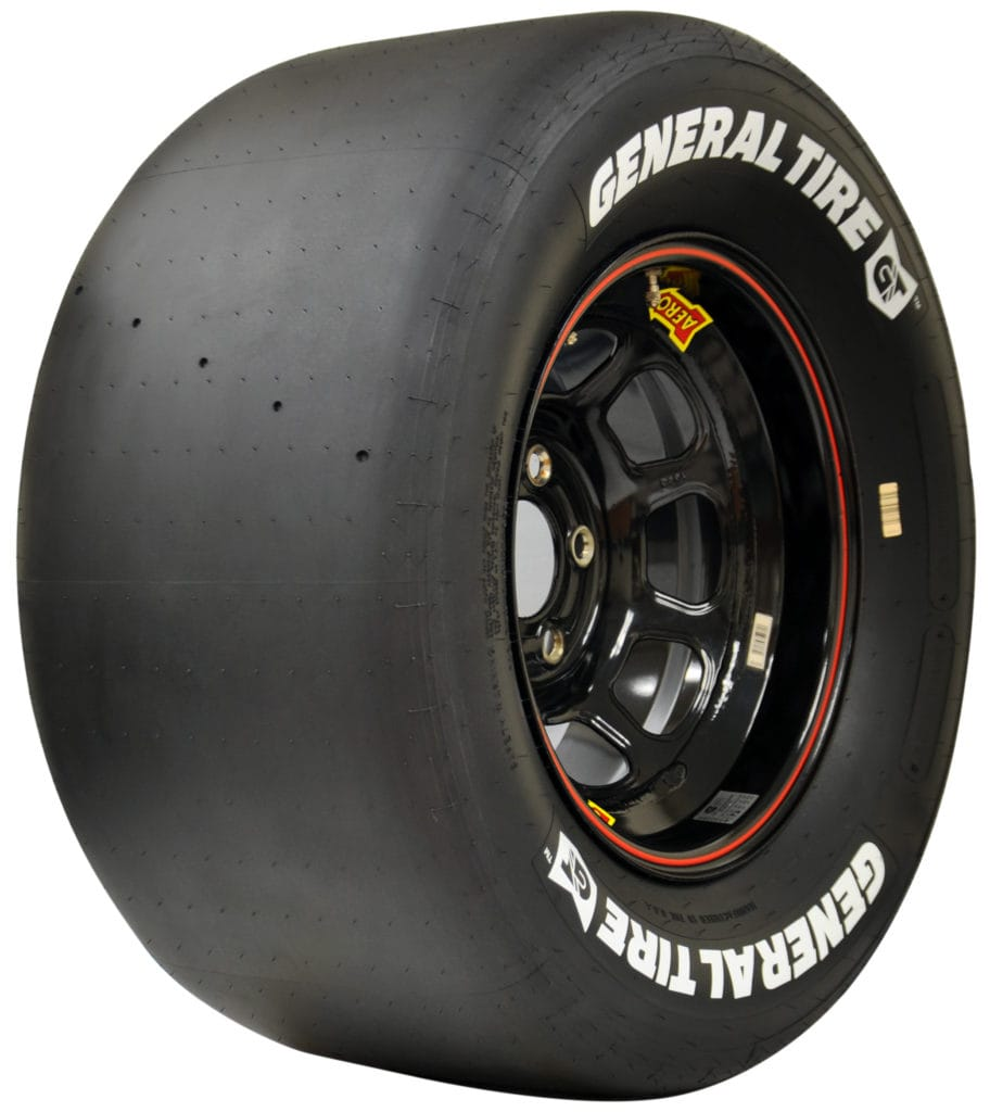 2020 Nascar General-Tire