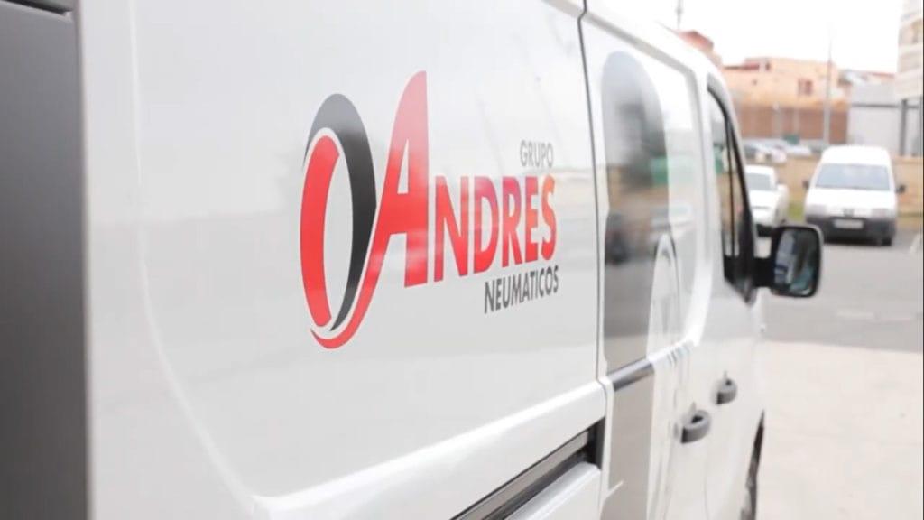 Grupo Andrés. Sigamos juntos