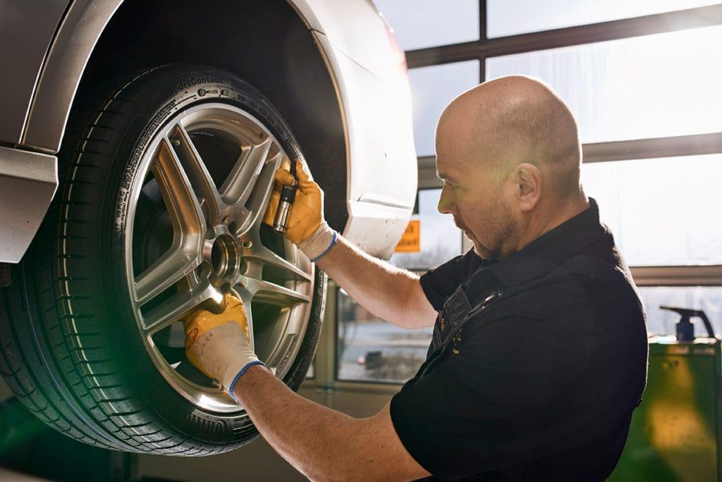 neumáticos tras el confinamiento