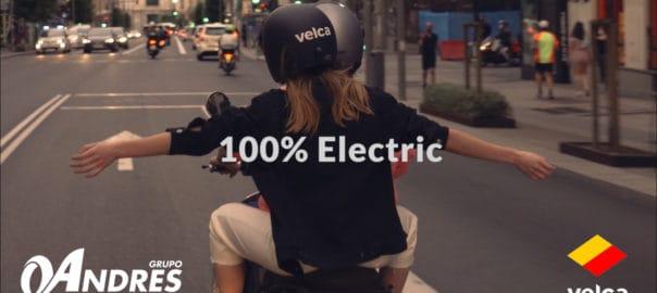 motos eléctricas Velca