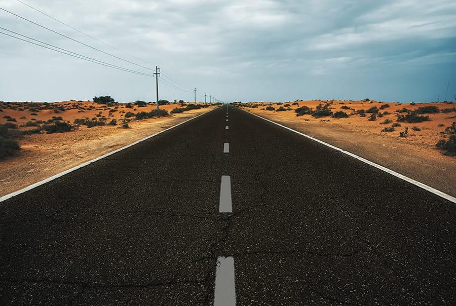 mejores y peores carreteras
