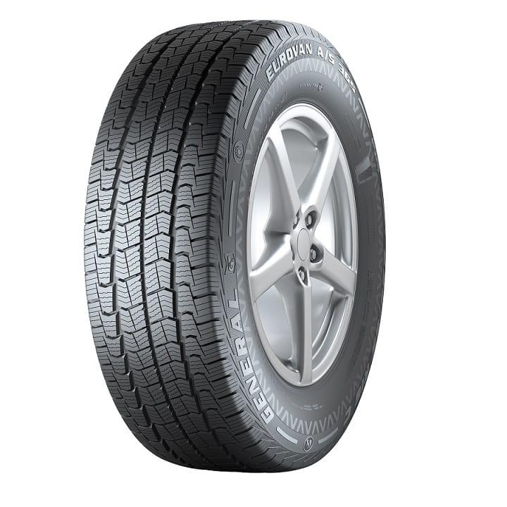 General Tire neumáticos Eurovan AS 365