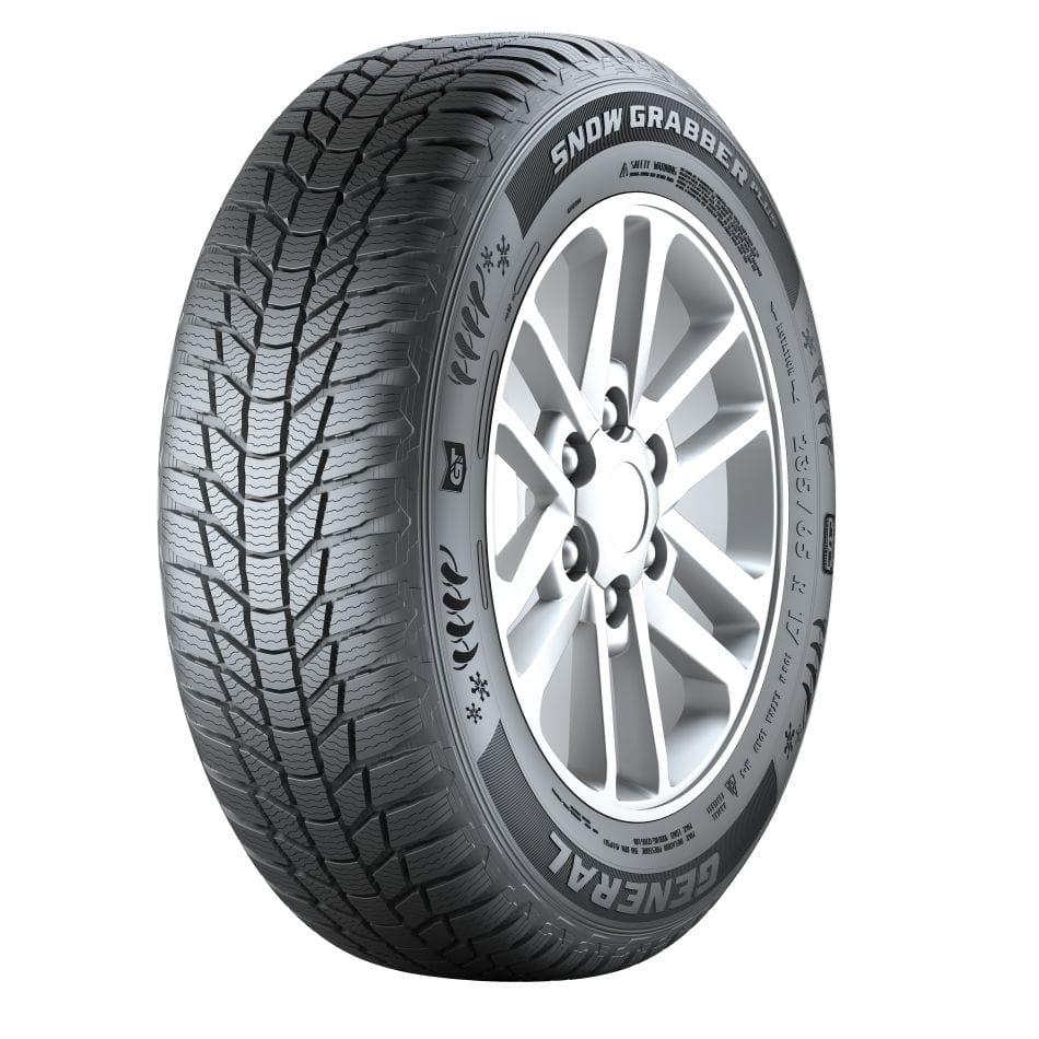 General Tire neumáticos Snow Grabber Plus