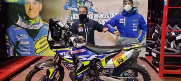 Lorenzo Santolino y Eduardo Salazar