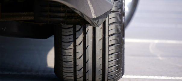 Neumáticos en buen estado