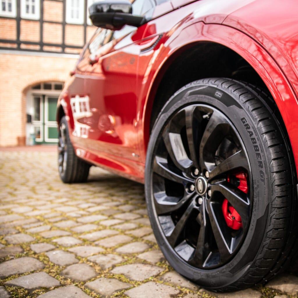 General Tire Grabber GT Plus