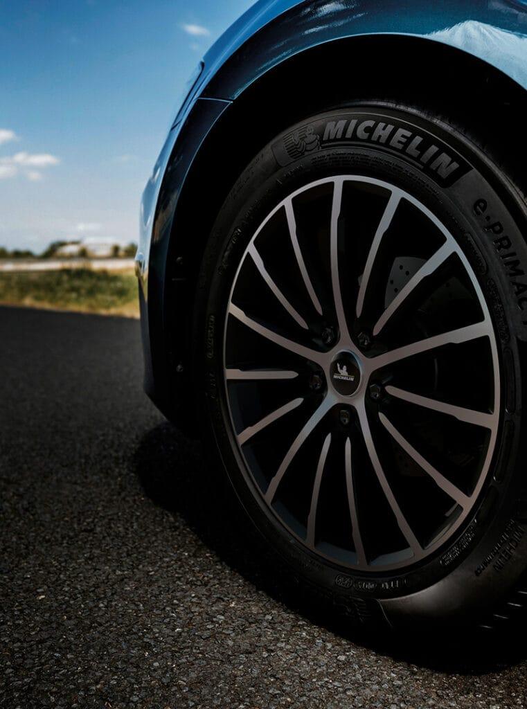 neumáticos para eléctricos