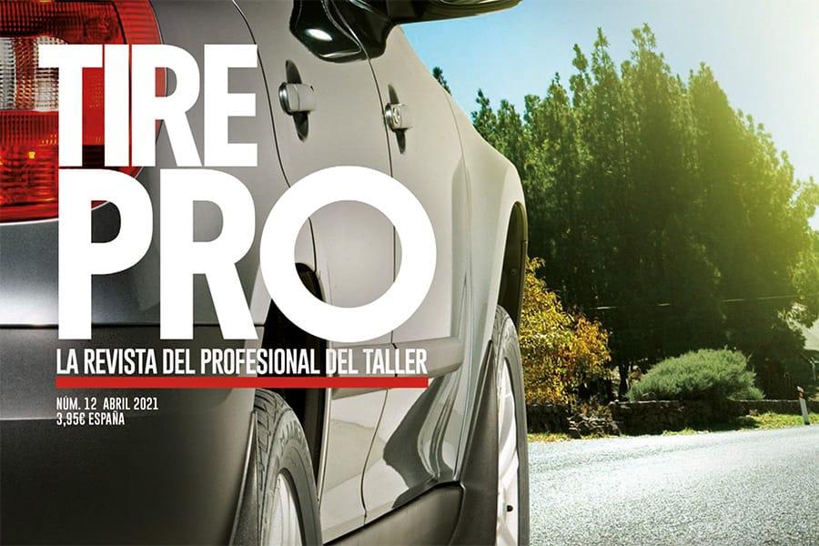 Tire Pro 12 Grupo Andrés Neumáticos